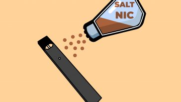 Best Tropical Fruit Nicotine Salts for 2021